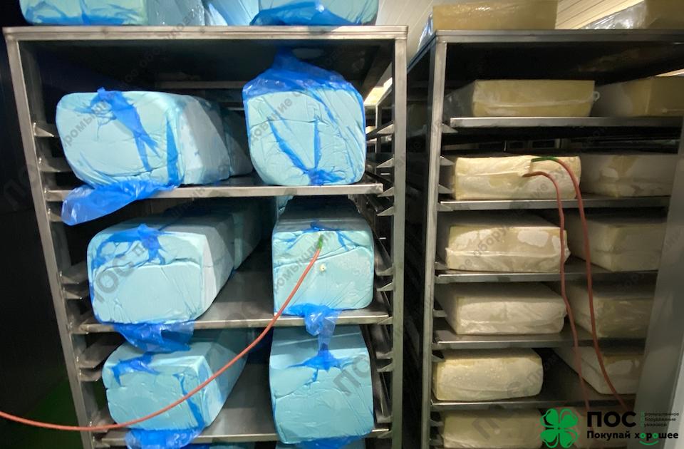 17.07.2020 / Очередной дефростер для разморозки сыра и масла успешно запущен в Ивановской области