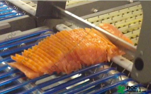 Слайсеры для нарезки и укладки : колбасы, мяса и птицы